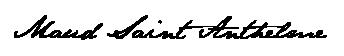 [Seigneurie de Sennecey] Saint-Cyr-sur-Grosne Signat11