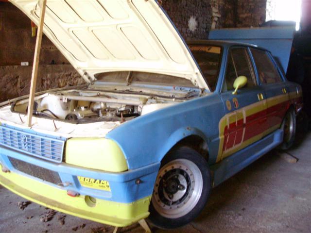 Peugeot 505 et Rallye 3  5_smal11