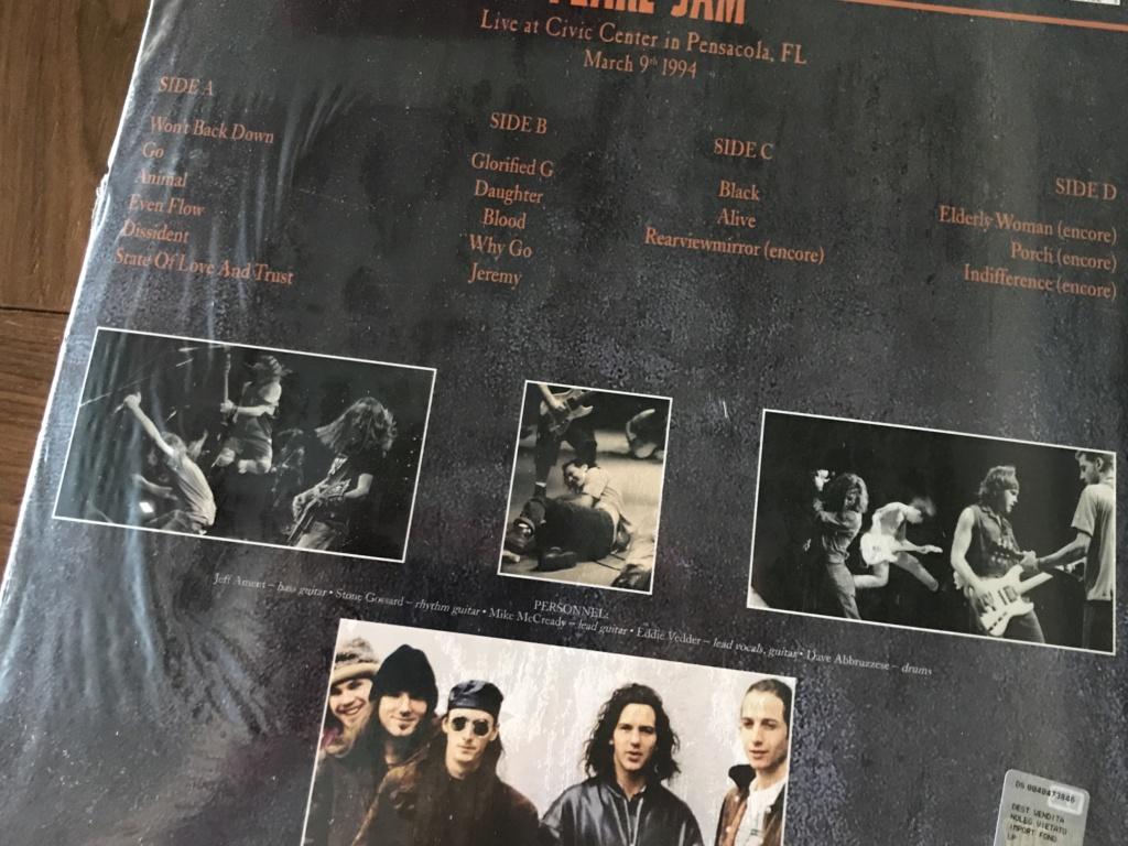 Pearl Jam vinilos Ab5a6f10