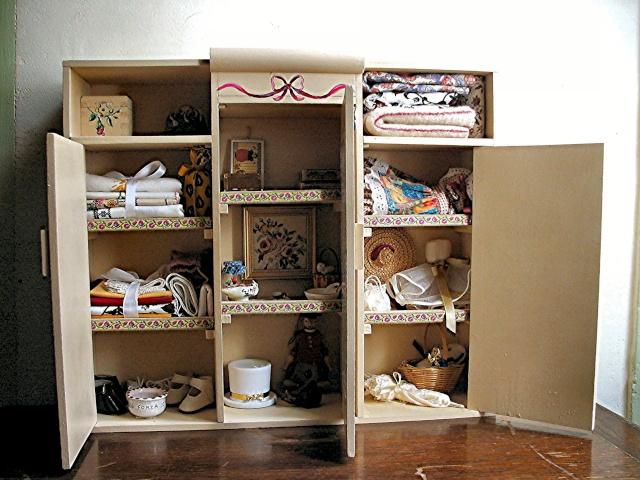 Restauration des  meubles de poupées des Années 1950 Photo_87
