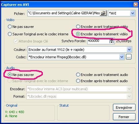 [KM Player] Extraire un passage audio et/ou vidéo 1111