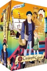 Coffret DVD 2 Christophe Colomb 550010