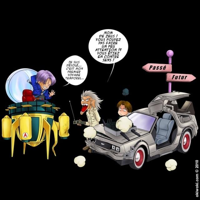 Parodie d'images de dessins animés Accroc10