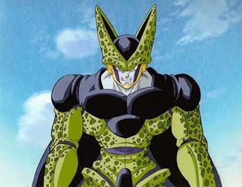 Cell (Dragon Ball Z) Arist910