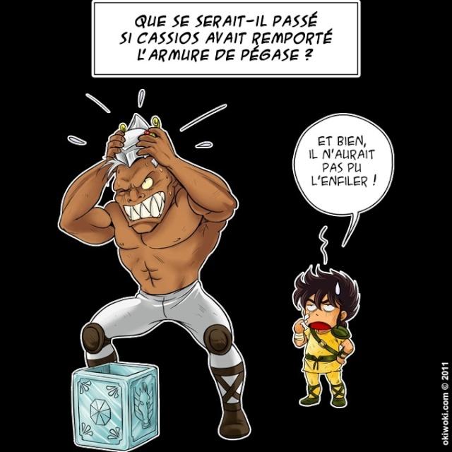 Parodie d'images de dessins animés - Page 2 Armure10