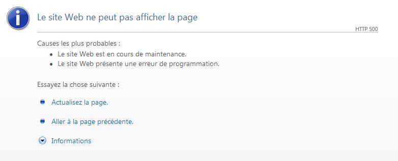 [2485] Erreur HTTP 500 dans Panneau d'admin / controle des permissions Bug_ie10