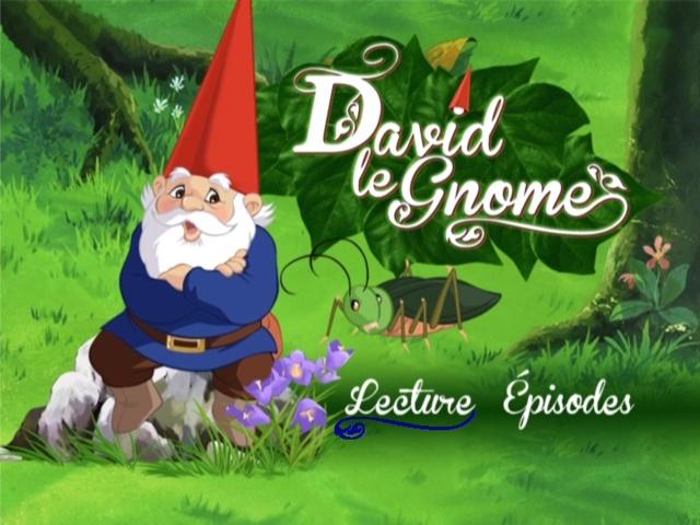 Coffrets DVD David le Gnome Kmp-dv16