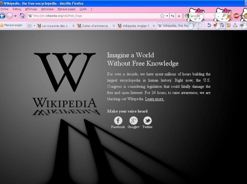 Wikipedia Anglais ferme le 18 janvier Sans_106