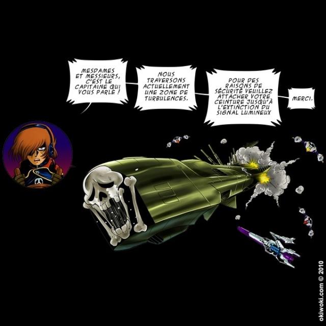 Parodie d'images de dessins animés T-shir12