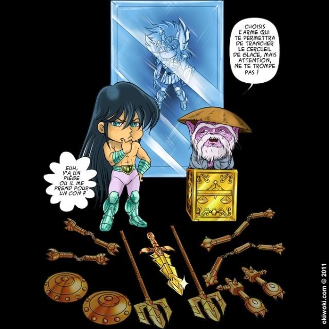 Parodie d'images de dessins animés Un-cho10