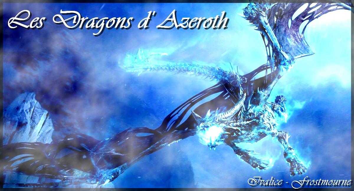 LES DRAGONS D'AZEROTH