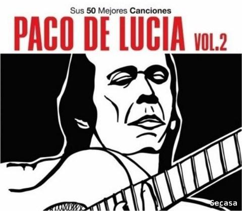 Paco de Lucía - Sus 50 Mejores Canciones (3CDS) 13196012