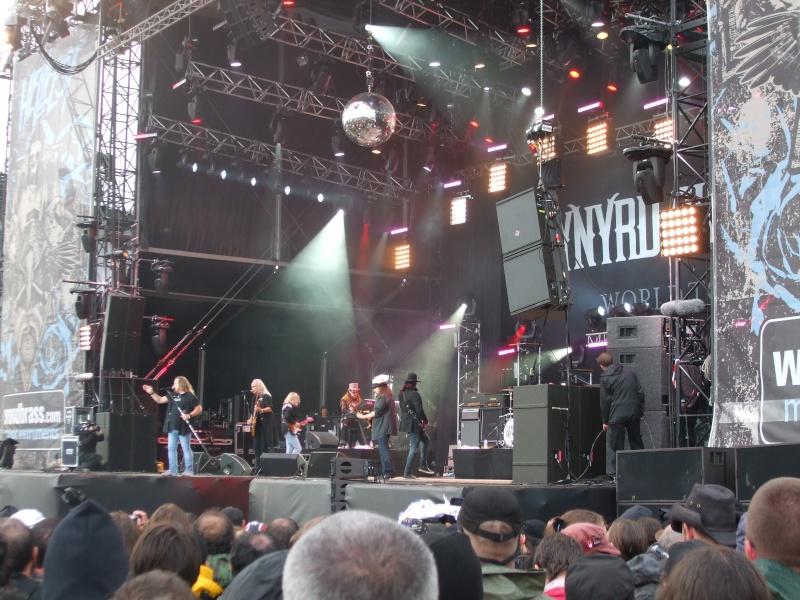 Lynyrd Skynyrd, Point Blank et Marshall Tucker Mai_2011