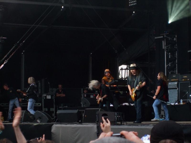 Lynyrd Skynyrd, Point Blank et Marshall Tucker Mai_2012