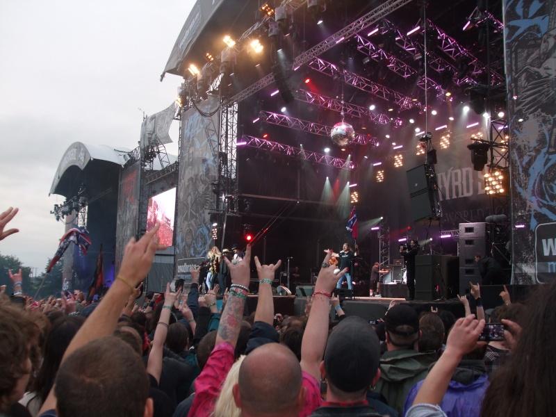 Lynyrd Skynyrd, Point Blank et Marshall Tucker Mai_2013