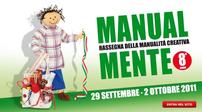 Fiera Manualmente a Torino --- Chi ci vieneeeeeeeee ???? Intro10