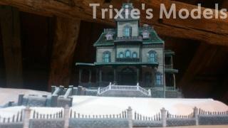 [Maquette] - BIG THUNDER MOUNTAIN - p.8 / Phantom Manor p.1 /Le Chateau D'Oreilles p.7/ - Page 3 Dsc_5921