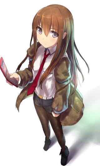Makise Kurisu E0a87610