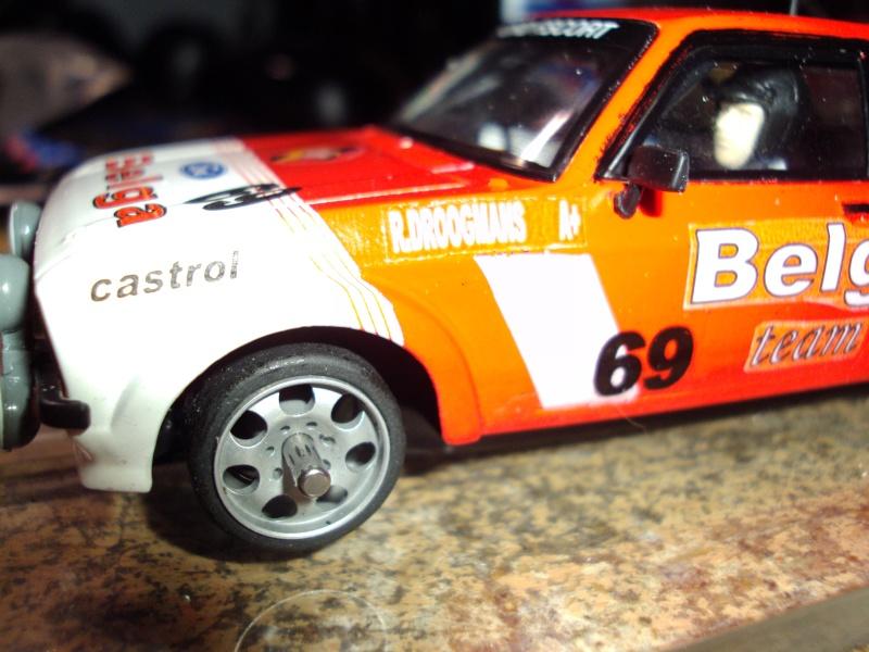 bmw et ford escort Voitur32
