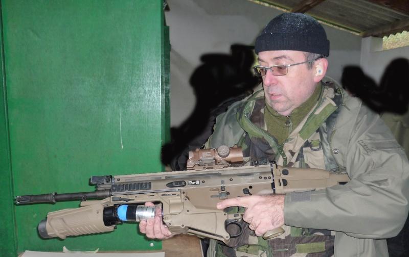 FN SCAR H & L - première mise en jambes P1020011