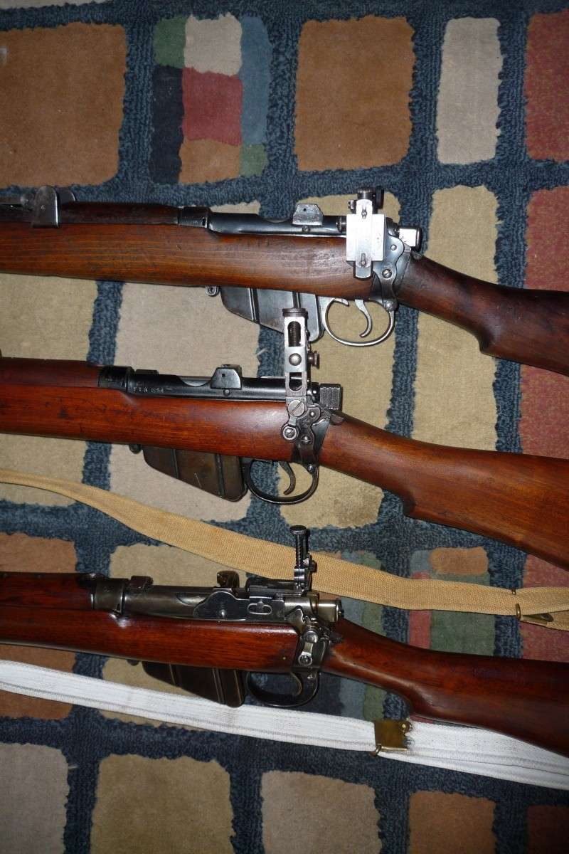 Ma Lee Enfield family P1020510