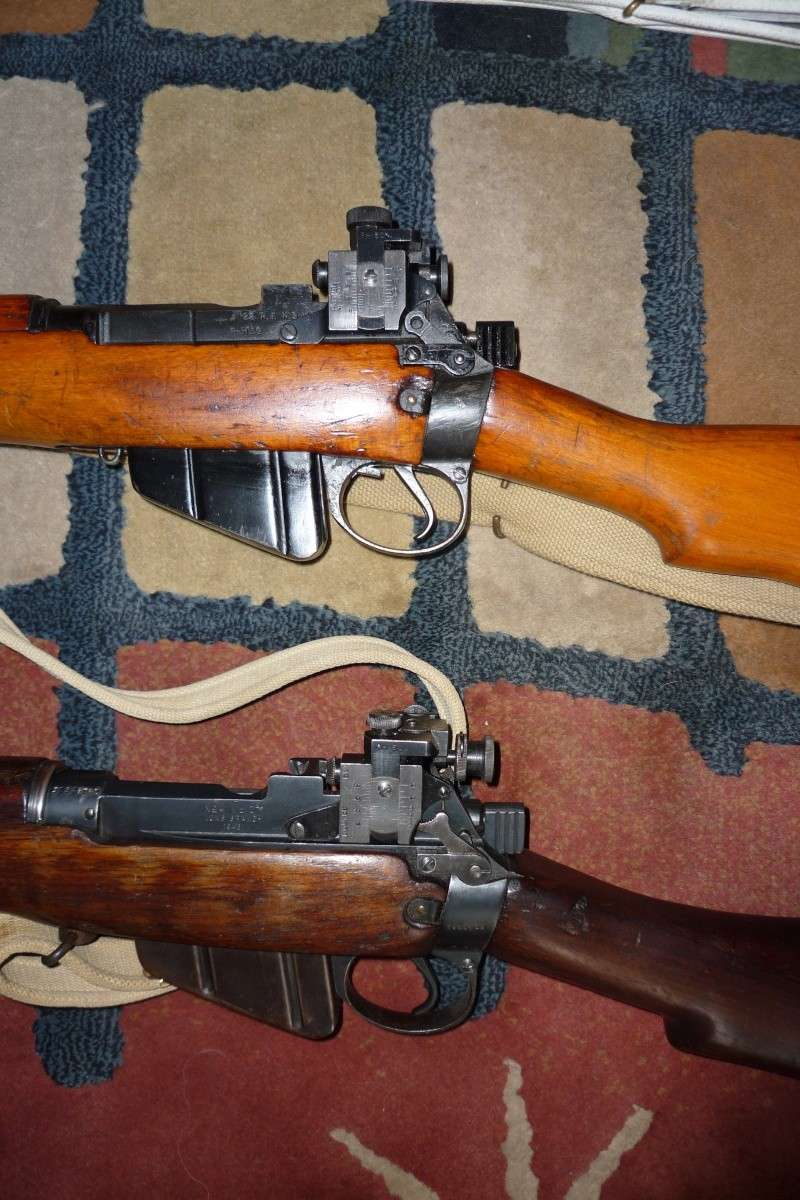 Ma Lee Enfield family P1020511