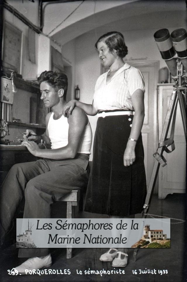 SÉMAPHORE - PORQUEROLLES (VAR) Porque12