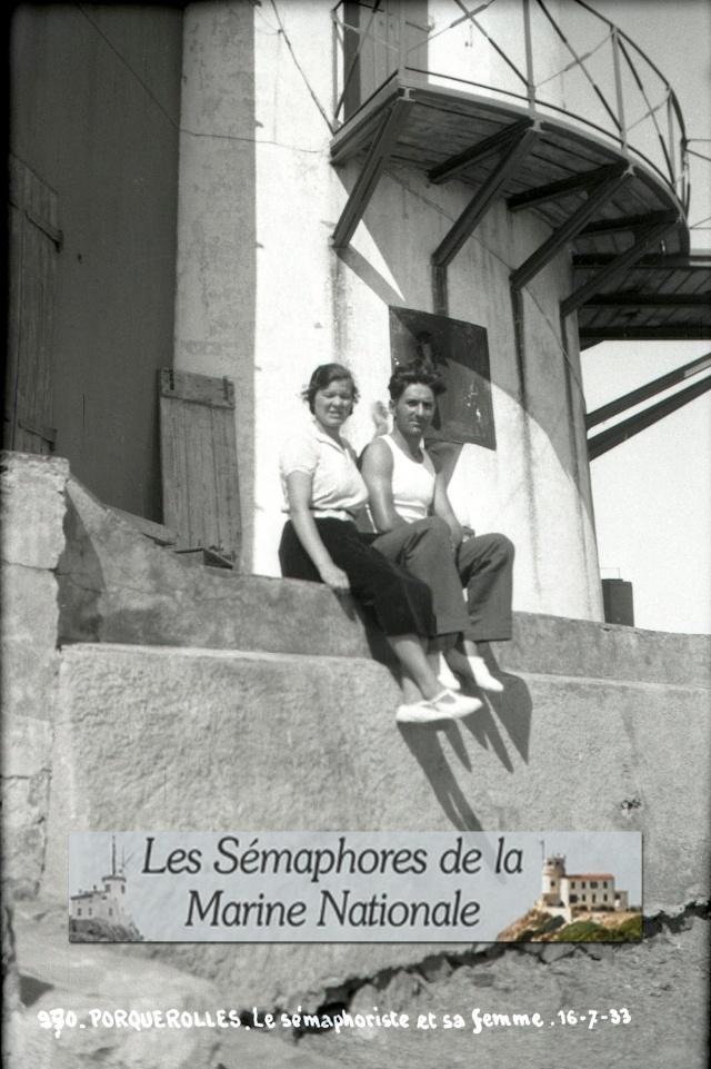 SÉMAPHORE - PORQUEROLLES (VAR) Porque13