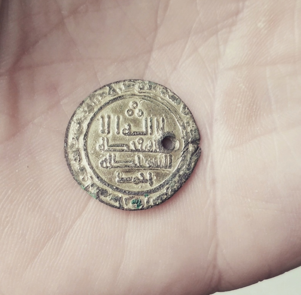 Dinar falso de epoca de Abdarramán III, 343 y 346 a 350 H Img_2018