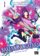 [LIGHT NOVEL/ANIME/MANGA] Bakemonogatari (Monogatari Series) 1_bis11