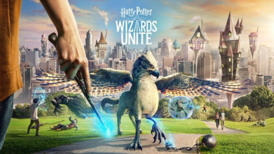 [Smartphone] Wizards Unite Hpwu-l11