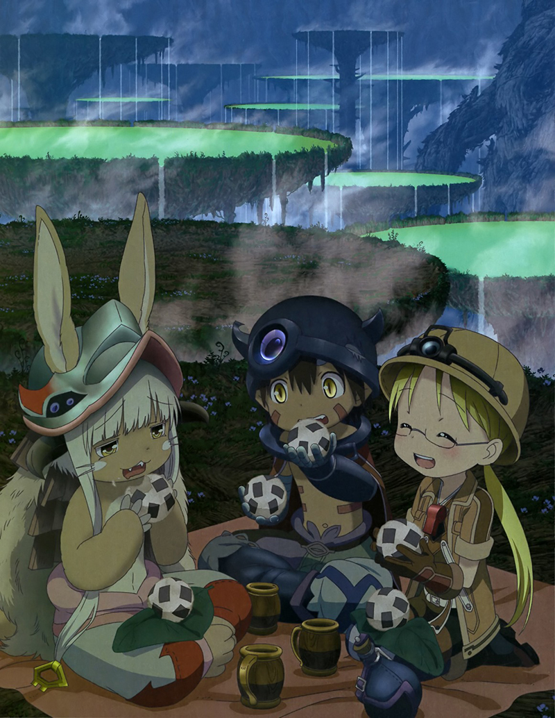 [NEWS] Une suite pour l'anime Made in Abyss Made_i10