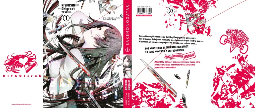 [LIGHT NOVEL/ANIME/MANGA] Bakemonogatari (Monogatari Series) O6s3ue10