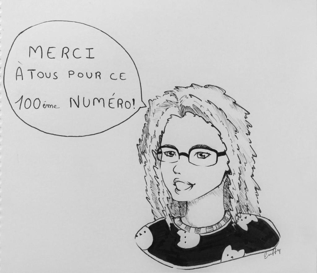 émue - La Une de Manga-Fan ~ (N°100) LA CENTIÈME !!!!! Raion10