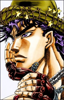 [ANIME/MANGA] JoJo's Bizarre Adventure Screen50