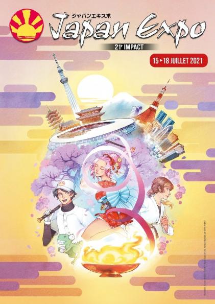 Japan Expo 2021 (15-18 Juillet) Screen89