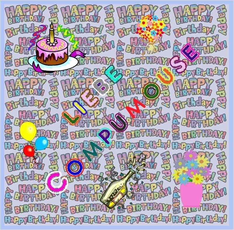 Happy Birthday Compumouse Unbena29