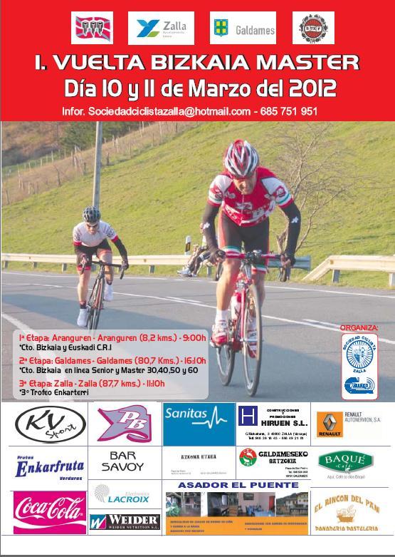 Carrera master de Zalla, 10/11 de marzo Vuelta10