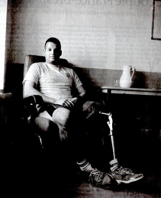 COLLECTE DE DON: un blessé de l'Armée de Terre au sommet du Mont Blanc J_truc10