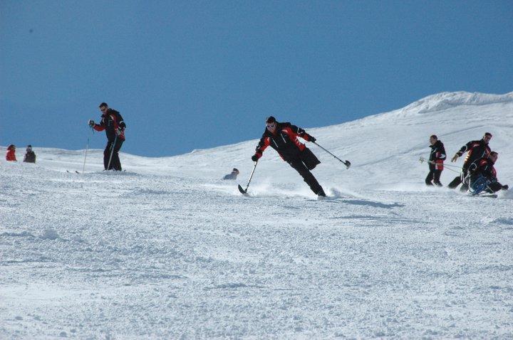 COLLECTE DE DON: un blessé de l'Armée de Terre au sommet du Mont Blanc J_truc13