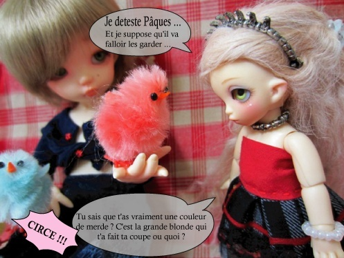 "Circé & ""Friends"" :News : Lichen le Korrigan p.4 - Page 3 222"