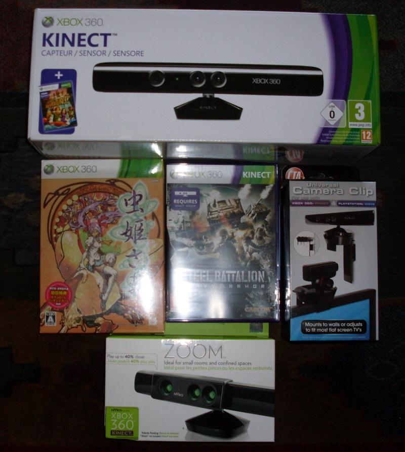 HUDSONec, Collectionneur & Passionné -> part 2 - Page 2 Kinect10