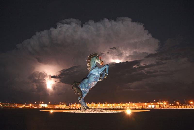 L'AÉROPORT INTERNATIONAL DE DENVER ET SES FRESQUES Denver10