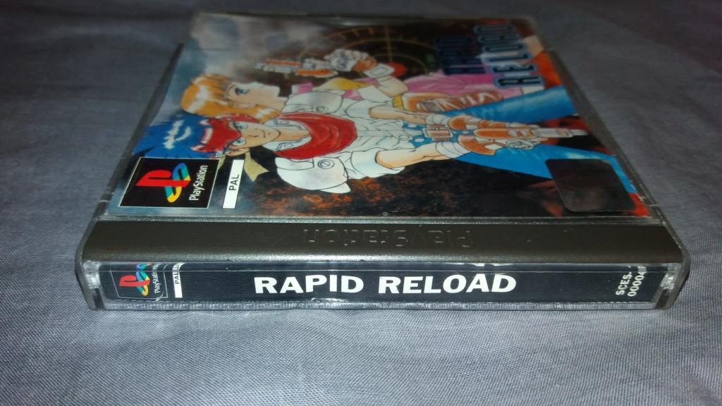 [VDS] rapid reload ps1 pal VENDU 20191210