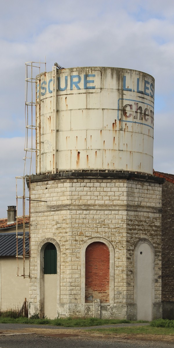 Ignoring the obvious - Railway history in the Charente Chasse11