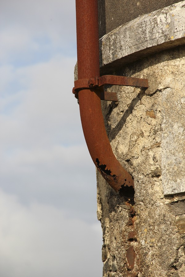 Ignoring the obvious - Railway history in the Charente Tower210