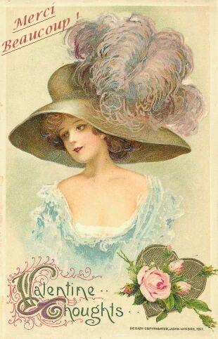"""Des élégantes  """"chapeautées"""" ... - Page 3 20143410"""