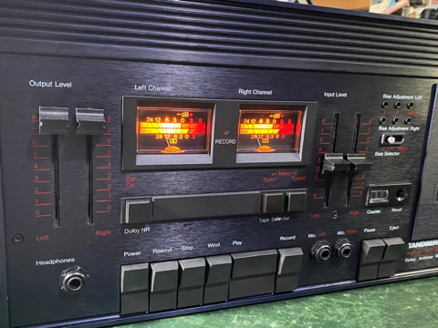 Tandberg TCD 420 A Cassette deck (Used) 0164e110