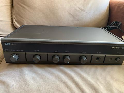 Arcam Alpha integrated amp (Used) 215c5710