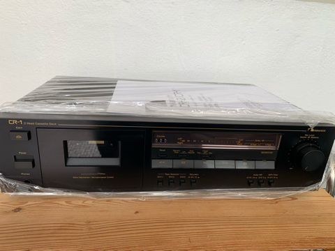 Nakamichi CR-1 cassette deck (Used) sold 3192c010